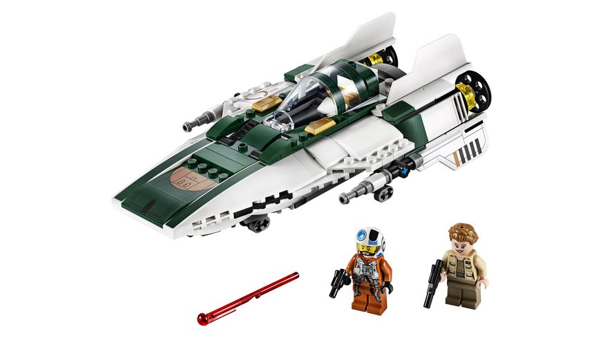 LEGO Star Wars 75248 Widerstands A Wing Starfighter