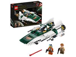 LEGO Star Wars 75248 Widerstands A Wing Starfighter