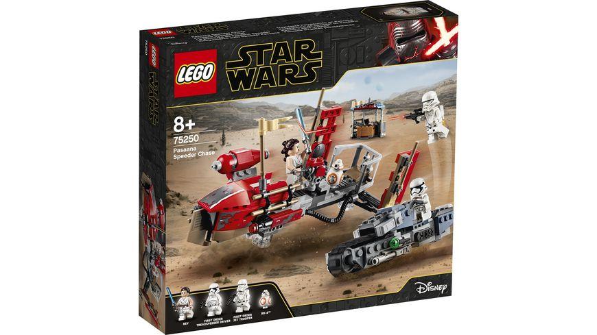 LEGO Star Wars 75250 Pasaana Speeder Jagd