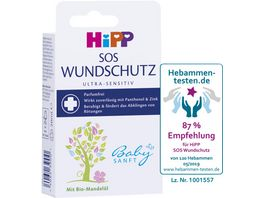HiPP Babysanft SOS Wundschutz 20ml