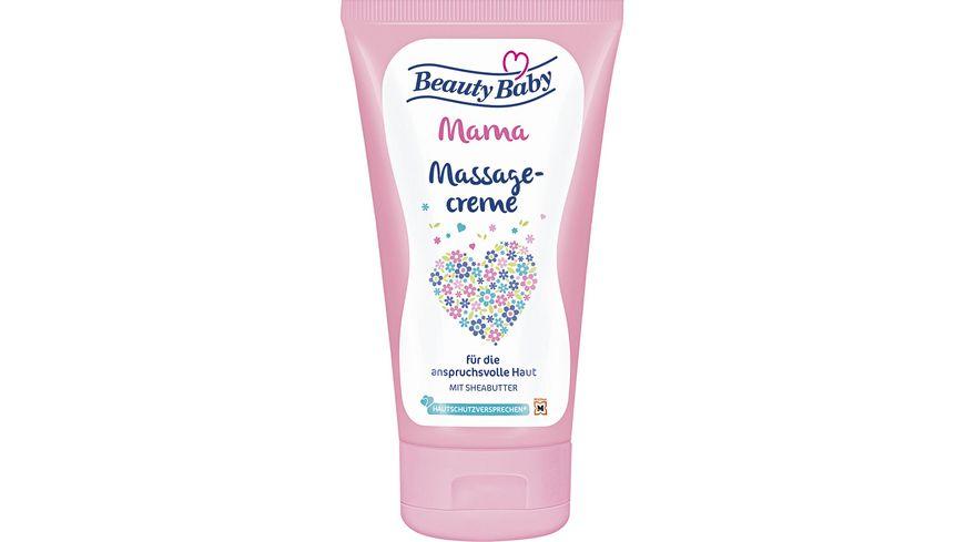Beauty Baby Mama Massagecreme