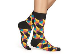 Happy Socks Socke Optic Square