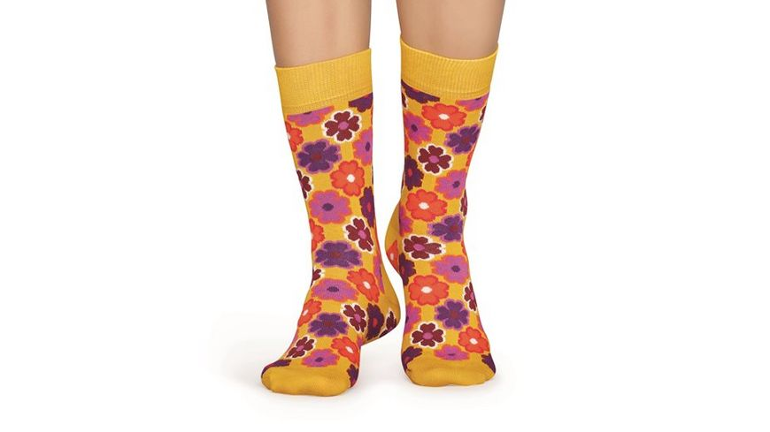 Happy Socks Socke Flower Power