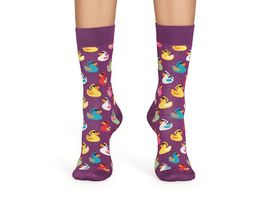 Happy Socks Socke Rubber Duck