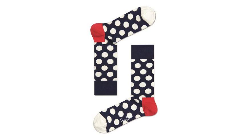 Happy Socks Unisex Socken Big Dot