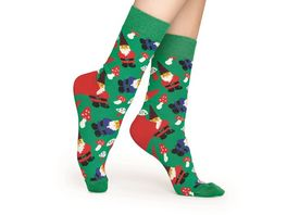 Happy Socks Socke Holiday Gnome