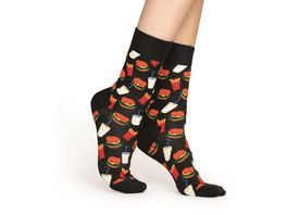 Happy Socks Socke Hamburger