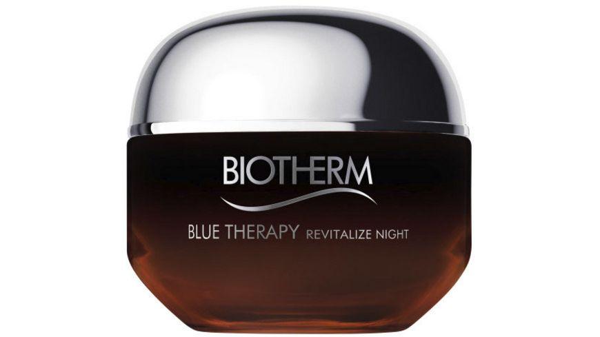 BIOTHERM Amber Algae Night Cream