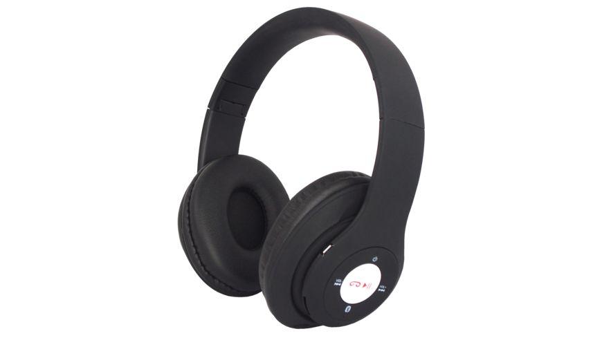 Bluetooth Kopfhoerer Mueller SM 1804 schwarz