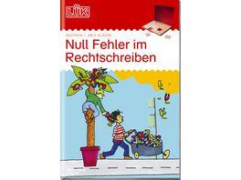 LUeK Uebungshefte LUeK Deutsch 3 4 5 6 Klasse Deutsch Null Fehler im Rechtschreiben