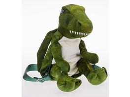 Pluesch Rucksack Dino T Rex