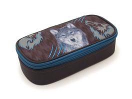 Schlamperbox Wolf