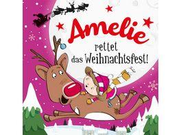H H Namens Weihnachtsbuch Amelie