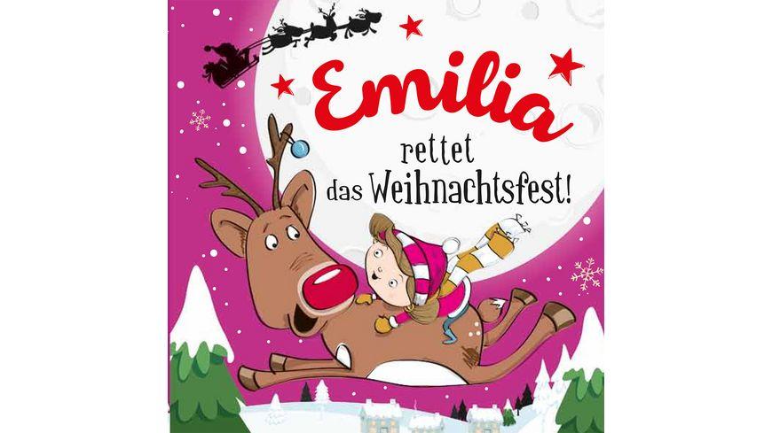 H H Namens Weihnachtsbuch Emilia