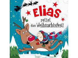 H H Namens Weihnachtsbuch Elias
