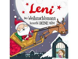 H H Namens Weihnachtsbuch Leni