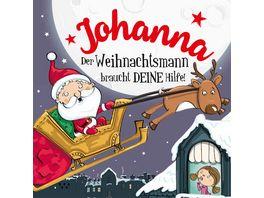 H H Namens Weihnachtsbuch Johanna
