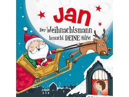 H H Namens Weihnachtsbuch Jan