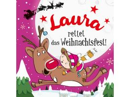 H H Namens Weihnachtsbuch Laura