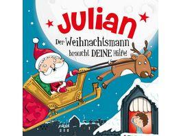 H H Namens Weihnachtsbuch Julian