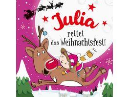 H H Namens Weihnachtsbuch Julia