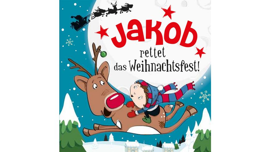H H Namens Weihnachtsbuch Jakob