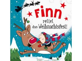 H H Namens Weihnachtsbuch Finn