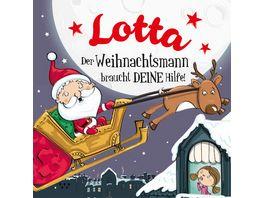 H H Namens Weihnachtsbuch Lotta