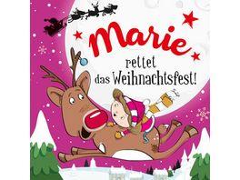 H H Namens Weihnachtsbuch Marie