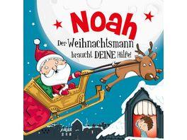 H H Namens Weihnachtsbuch Noah