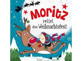 H H Namens Weihnachtsbuch Moritz