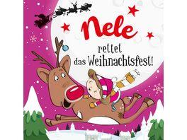 H H Namens Weihnachtsbuch Nele