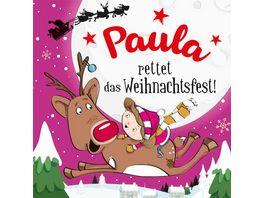 H H Namens Weihnachtsbuch Paula