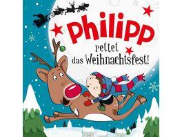 H H Namens Weihnachtsbuch Philipp