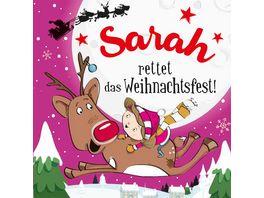 H H Namens Weihnachtsbuch Sarah