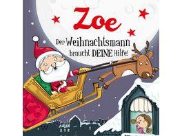 H H Namens Weihnachtsbuch Zoe