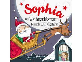 H H Namens Weihnachtsbuch Sophia