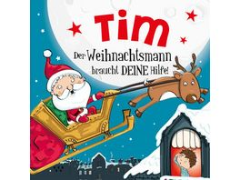 H H Namens Weihnachtsbuch Tim
