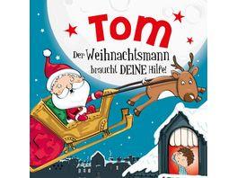 H H Namens Weihnachtsbuch Tom