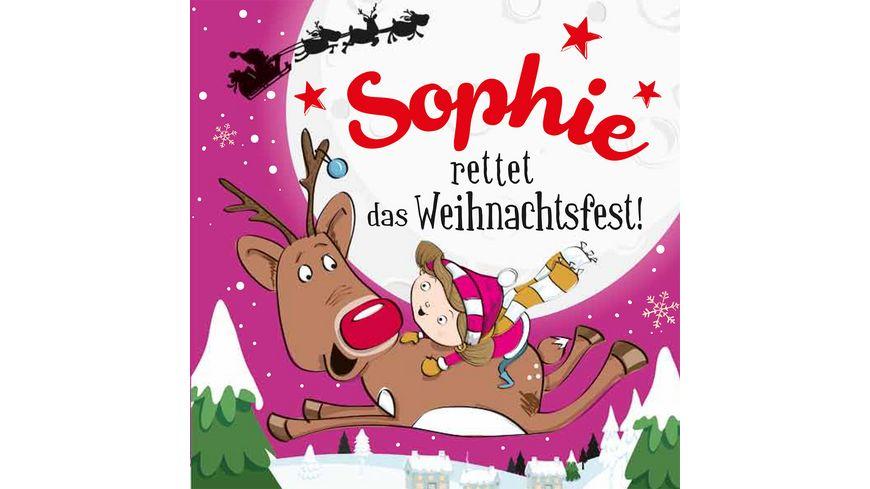 H H Namens Weihnachtsbuch Sophie