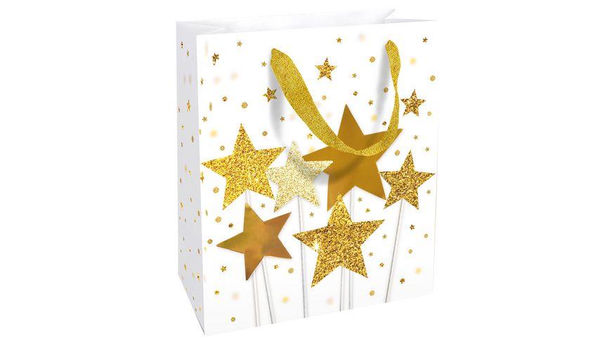 BRAUN COMPANY Geschenktuete mittel Magic Star