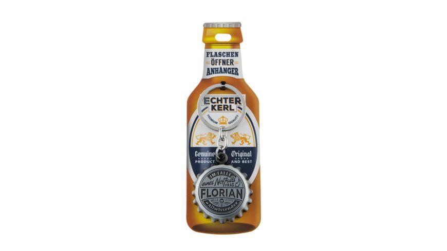 H H Flaschenoeffner Florian