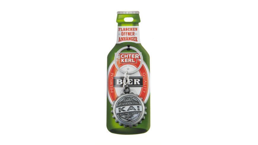 H&H Flaschenöffner Kai