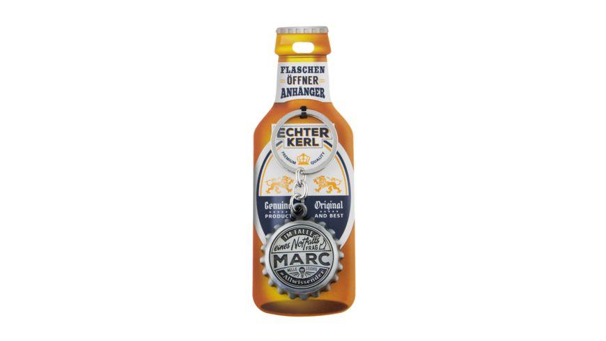 H H Flaschenoeffner Marc