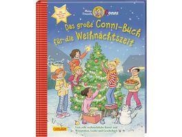 Das grosse Conni Buch fuer die Weihnachtszeit