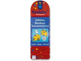 Zaehlen Denken Konzentrieren Bandolino Set 64