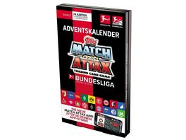 Topps Bundesliga Match Attax 2019 2020 Adventskalender