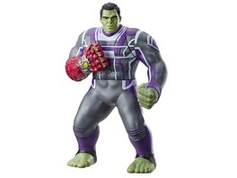 Hasbro Marvel Avengers Endgame Power Punch Hulk 35 cm Actionfigur
