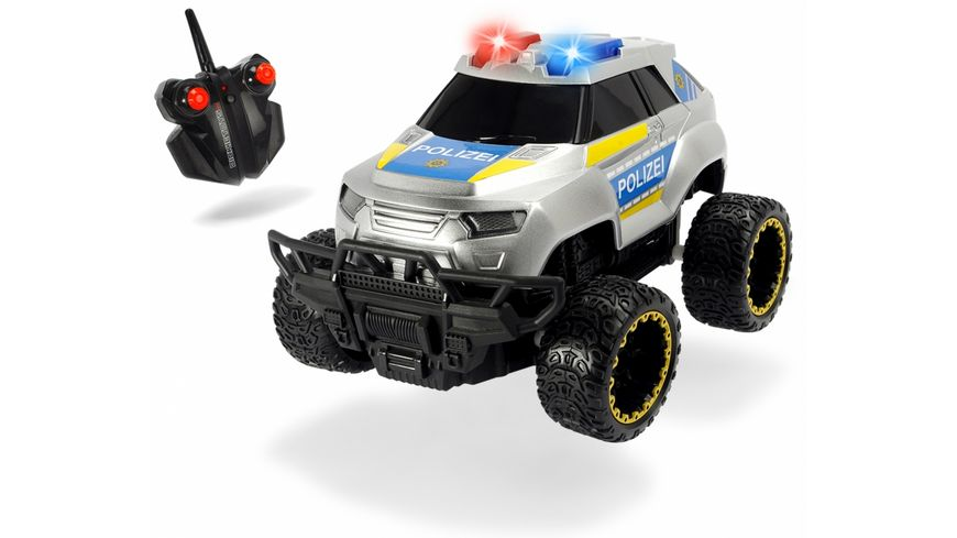 Dickie RC Police Offroader