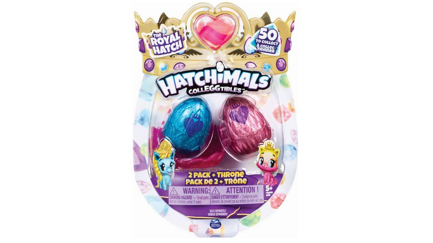 Spin Master Hatchimals Colleggtibles Serie 6 2 Pack